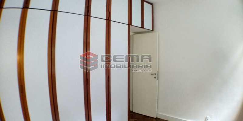 Quarto 1 - Apartamento 2 quartos para alugar Laranjeiras, Zona Sul RJ - R$ 1.700 - LAAP25409 - 9