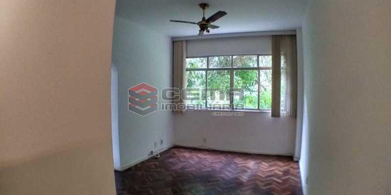 Sala  - Apartamento 2 quartos para alugar Laranjeiras, Zona Sul RJ - R$ 1.700 - LAAP25409 - 3