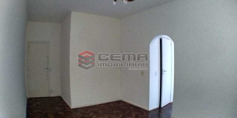 Sala  - Apartamento 2 quartos para alugar Laranjeiras, Zona Sul RJ - R$ 1.700 - LAAP25409 - 1