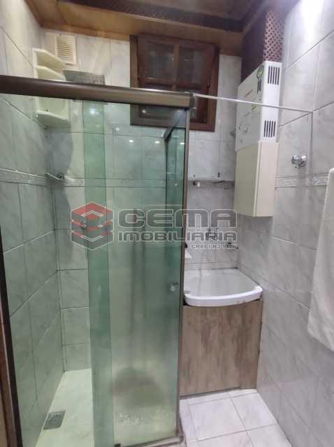 banheiro - Apartamento Quarto e sala MOBILADO no coração do FLAMENGO - LAAP13025 - 17