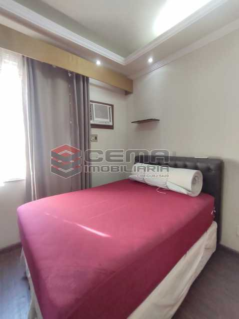 quarto - Apartamento Quarto e sala MOBILADO no coração do FLAMENGO - LAAP13025 - 10