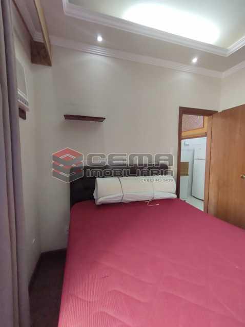 quarto - Apartamento Quarto e sala MOBILADO no coração do FLAMENGO - LAAP13025 - 13