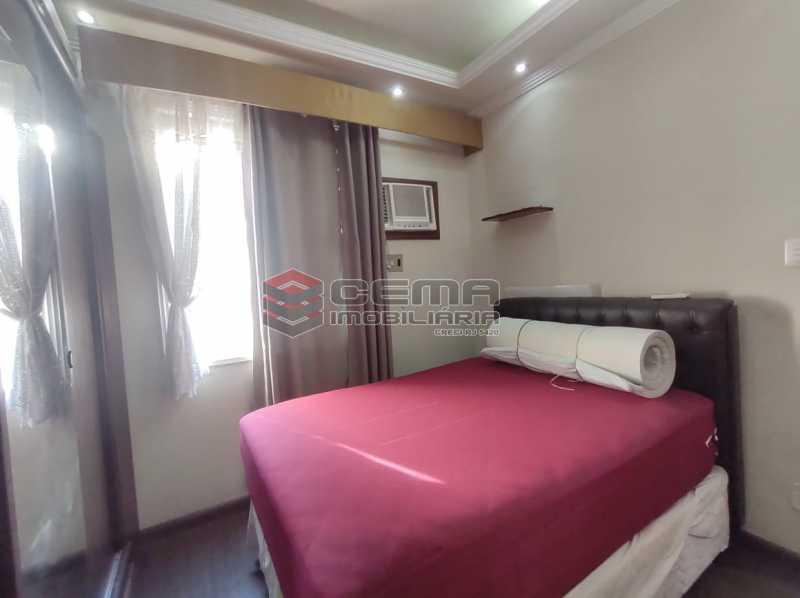 quarto - Apartamento Quarto e sala MOBILADO no coração do FLAMENGO - LAAP13025 - 12