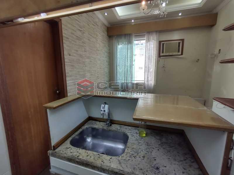 cozinha - Apartamento Quarto e sala MOBILADO no coração do FLAMENGO - LAAP13025 - 7