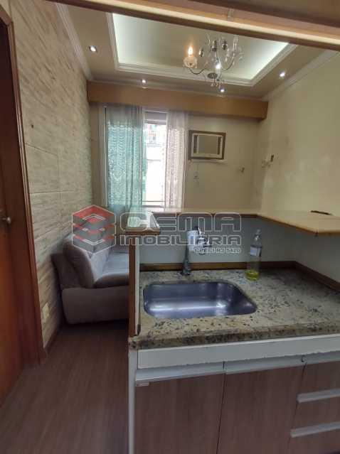 cozinha - Apartamento Quarto e sala MOBILADO no coração do FLAMENGO - LAAP13025 - 6