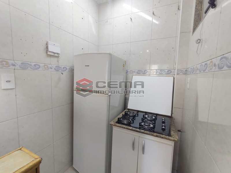 cozinha - Apartamento Quarto e sala MOBILADO no coração do FLAMENGO - LAAP13025 - 9