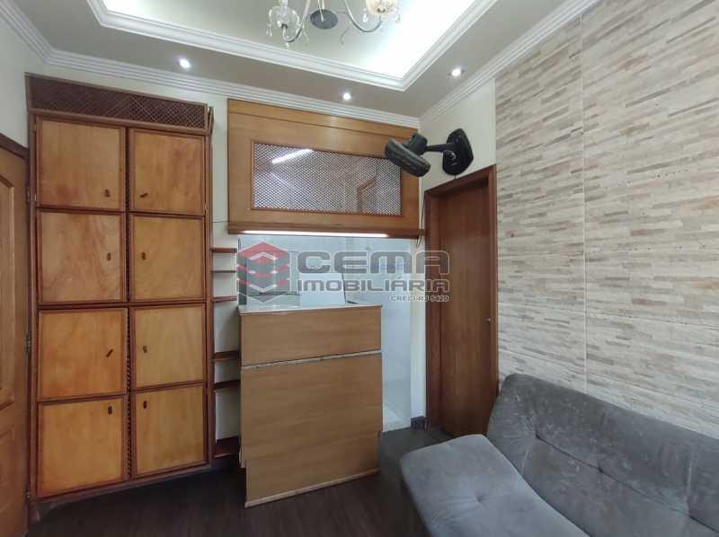 sala - Apartamento Quarto e sala MOBILADO no coração do FLAMENGO - LAAP13025 - 5