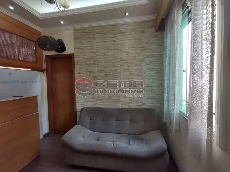 sala - Apartamento Quarto e sala MOBILADO no coração do FLAMENGO - LAAP13025 - 4