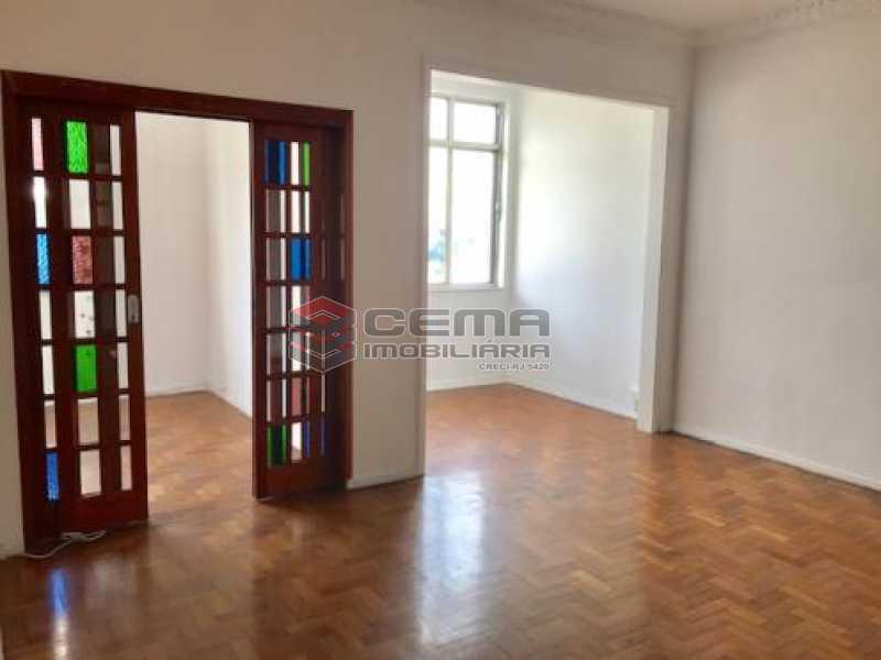 10 - Apartamento 3 quartos à venda Santa Teresa, Zona Centro RJ - R$ 630.000 - LAAP34575 - 11