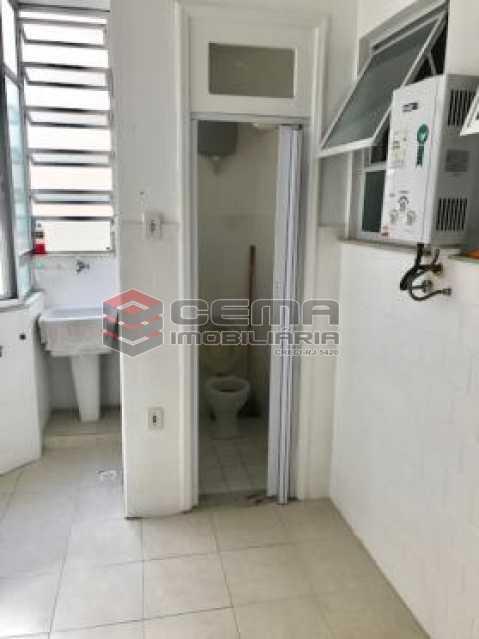 12 - Apartamento 3 quartos à venda Santa Teresa, Zona Centro RJ - R$ 630.000 - LAAP34575 - 13