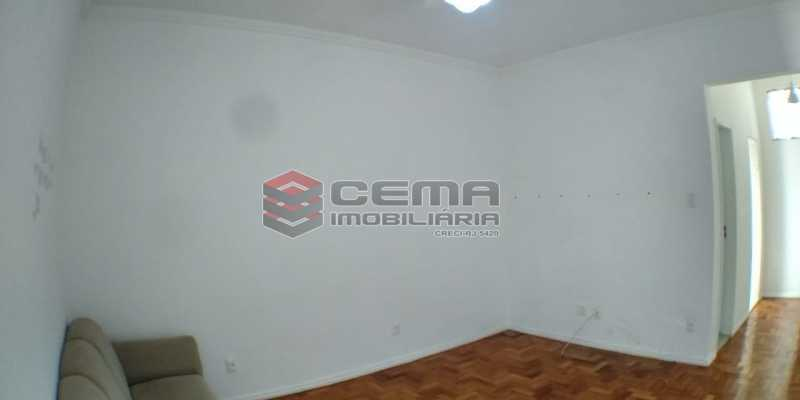 Sala - Apartamento 1 quarto para alugar Catete, Zona Sul RJ - R$ 1.600 - LAAP13027 - 4