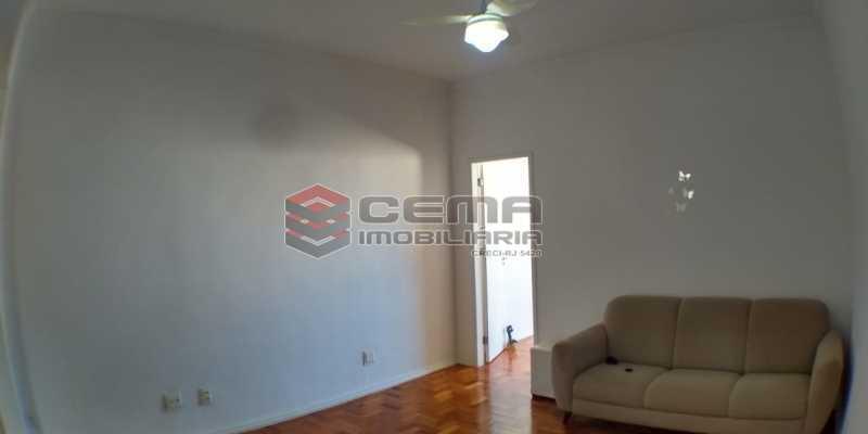 Sala - Apartamento 1 quarto para alugar Catete, Zona Sul RJ - R$ 1.600 - LAAP13027 - 3