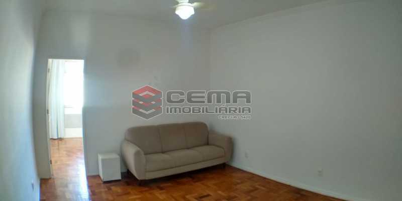 Sala - Apartamento 1 quarto para alugar Catete, Zona Sul RJ - R$ 1.600 - LAAP13027 - 1