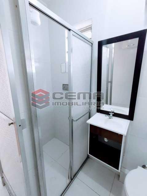 14 - Apartamento 1 quarto à venda Glória, Zona Sul RJ - R$ 300.000 - LAAP13046 - 15