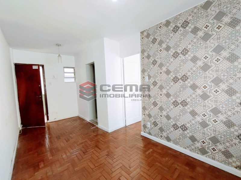 1 - Apartamento 1 quarto à venda Glória, Zona Sul RJ - R$ 300.000 - LAAP13046 - 1