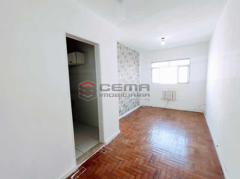 3 - Apartamento 1 quarto à venda Glória, Zona Sul RJ - R$ 300.000 - LAAP13046 - 4