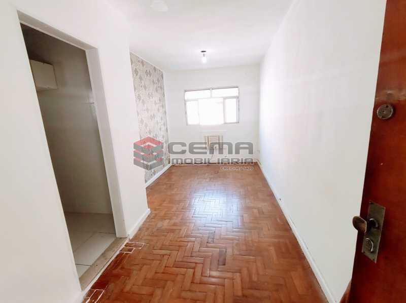 2 - Apartamento 1 quarto à venda Glória, Zona Sul RJ - R$ 300.000 - LAAP13046 - 3