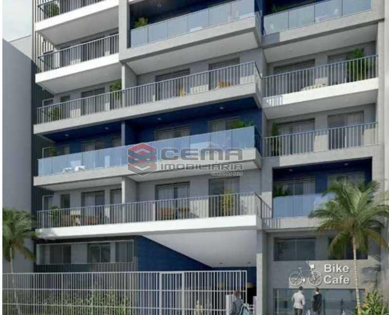 1 - Loja 185m² à venda Lapa, Zona Centro RJ - R$ 2.520.261 - LALJ00096 - 1
