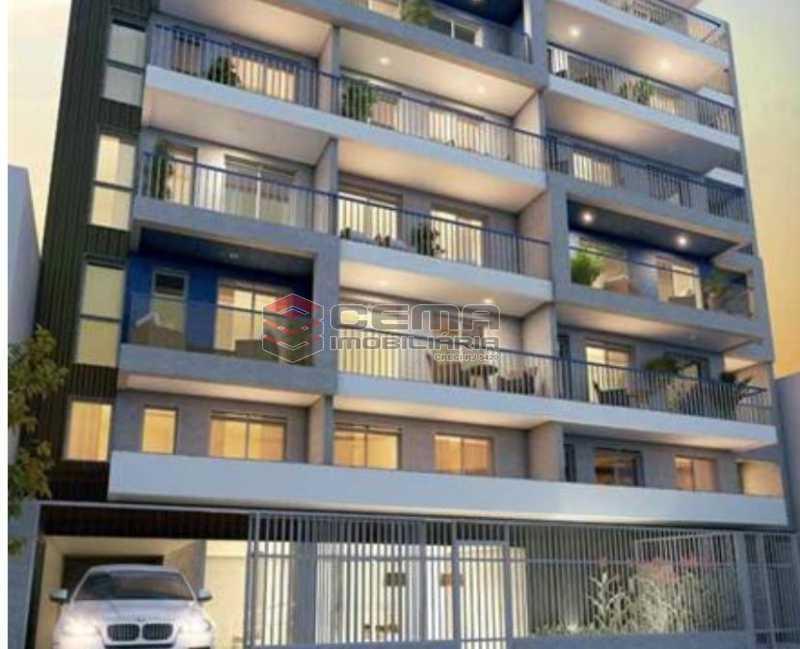 2 - Loja 185m² à venda Lapa, Zona Centro RJ - R$ 2.520.261 - LALJ00096 - 3
