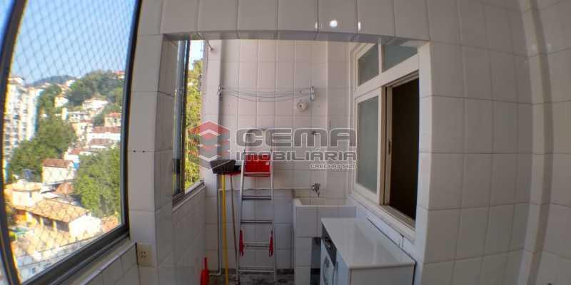 Área de serviço - Apartamento 1 quarto para alugar Centro RJ - R$ 1.500 - LAAP13051 - 13