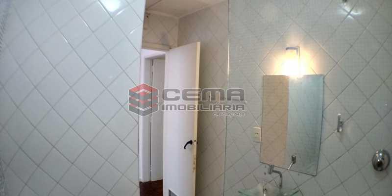 Banheiro  - Apartamento 1 quarto para alugar Centro RJ - R$ 1.500 - LAAP13051 - 15
