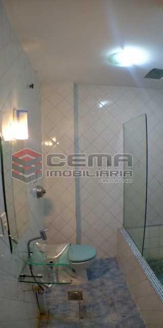 Banheiro - Apartamento 1 quarto para alugar Centro RJ - R$ 1.500 - LAAP13051 - 16