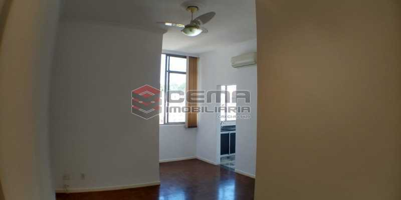 Sala  - Apartamento 1 quarto para alugar Centro RJ - R$ 1.500 - LAAP13051 - 3