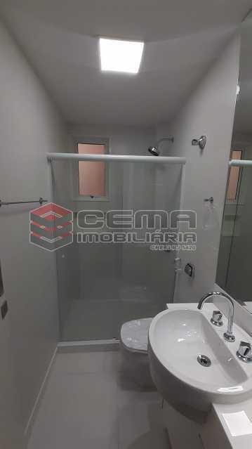 Banheiro Social - Apartamento 3 quartos para alugar Copacabana, Zona Sul RJ - R$ 4.300 - LAAP34615 - 8