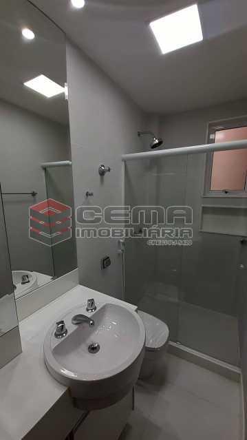 Banheiro Suíte - Apartamento 3 quartos para alugar Copacabana, Zona Sul RJ - R$ 4.300 - LAAP34615 - 13