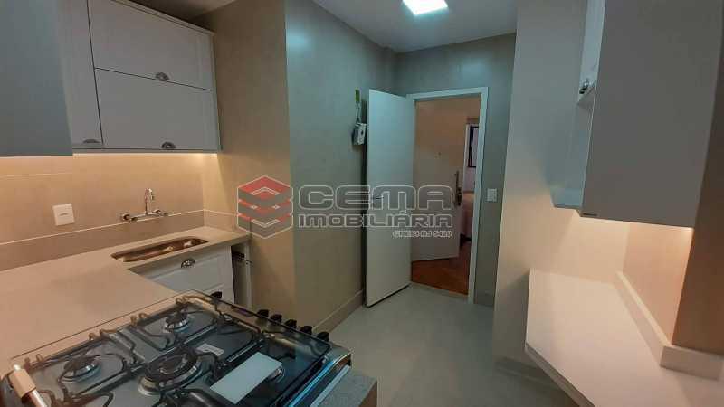 Cozinha - Apartamento 3 quartos para alugar Copacabana, Zona Sul RJ - R$ 4.300 - LAAP34615 - 16
