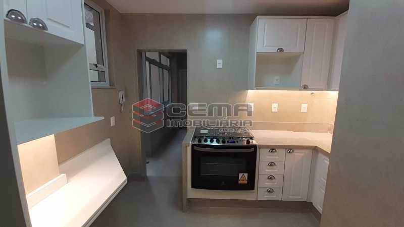 Cozinha - Apartamento 3 quartos para alugar Copacabana, Zona Sul RJ - R$ 4.300 - LAAP34615 - 17