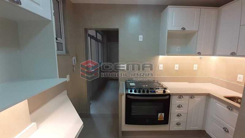Cozinha - Apartamento 3 quartos para alugar Copacabana, Zona Sul RJ - R$ 4.300 - LAAP34615 - 18