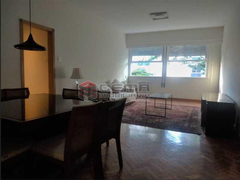 1.sala - Apartamento 3 quartos para alugar Leblon, Zona Sul RJ - R$ 7.500 - LAAP34616 - 7