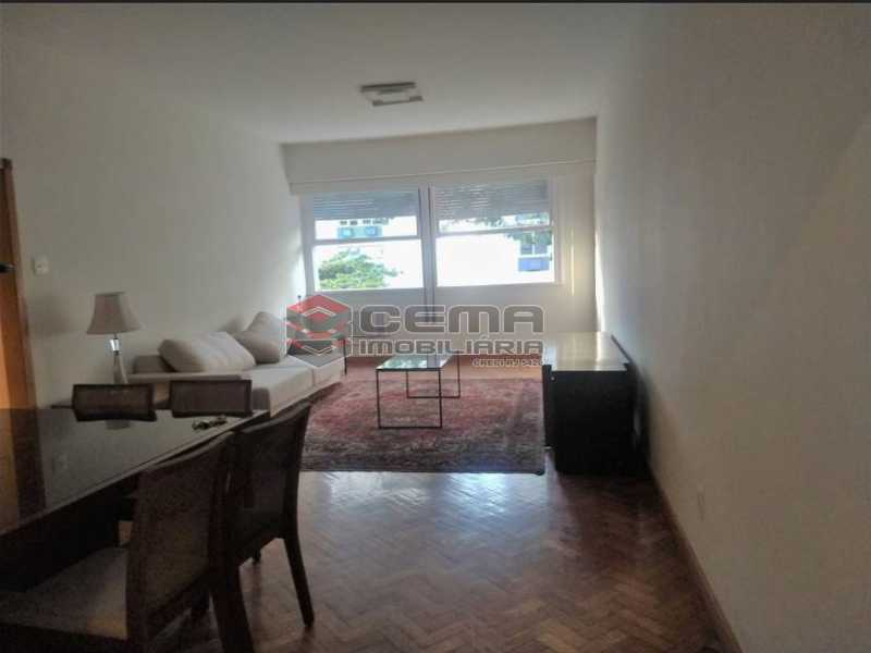 5.sala - Apartamento 3 quartos para alugar Leblon, Zona Sul RJ - R$ 7.500 - LAAP34616 - 8