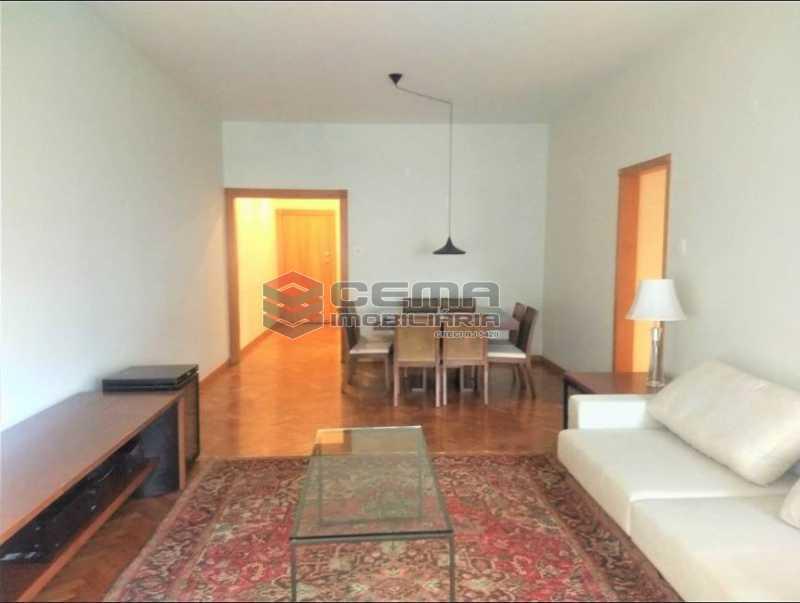 6.sala - Apartamento 3 quartos para alugar Leblon, Zona Sul RJ - R$ 7.500 - LAAP34616 - 1
