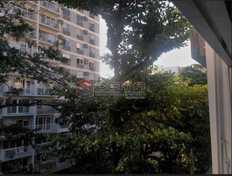 7.vista sala - Apartamento 3 quartos para alugar Leblon, Zona Sul RJ - R$ 7.500 - LAAP34616 - 9