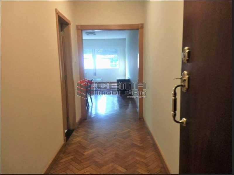 8.hall - Apartamento 3 quartos para alugar Leblon, Zona Sul RJ - R$ 7.500 - LAAP34616 - 5