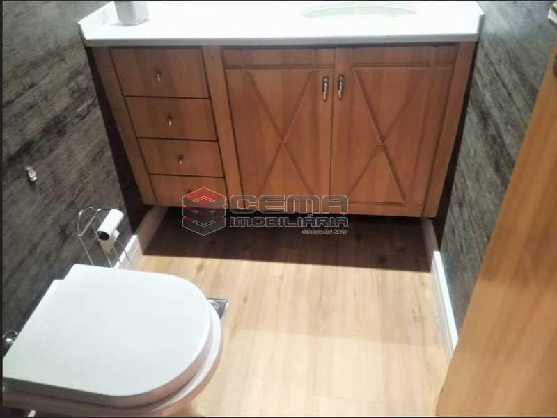 10.lavabo - Apartamento 3 quartos para alugar Leblon, Zona Sul RJ - R$ 7.500 - LAAP34616 - 11
