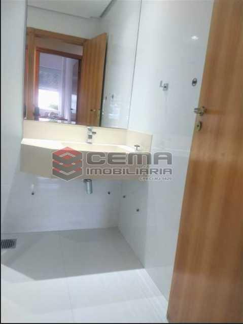 12.banheiro - Apartamento 3 quartos para alugar Leblon, Zona Sul RJ - R$ 7.500 - LAAP34616 - 15