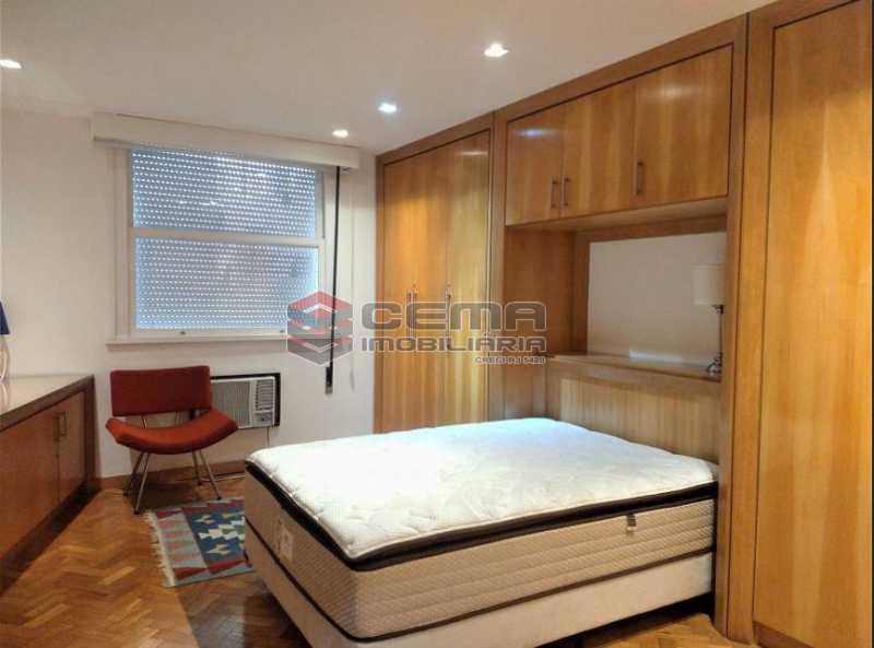 14.1.qto ste - Apartamento 3 quartos para alugar Leblon, Zona Sul RJ - R$ 7.500 - LAAP34616 - 17