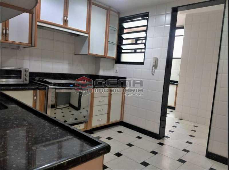 20 - Apartamento 3 quartos para alugar Leblon, Zona Sul RJ - R$ 7.500 - LAAP34616 - 23