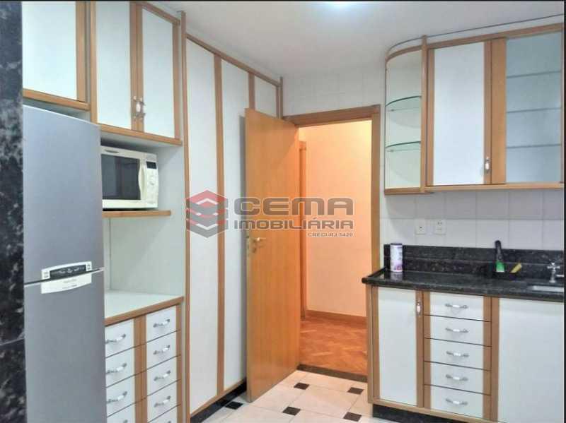 22 - Apartamento 3 quartos para alugar Leblon, Zona Sul RJ - R$ 7.500 - LAAP34616 - 25