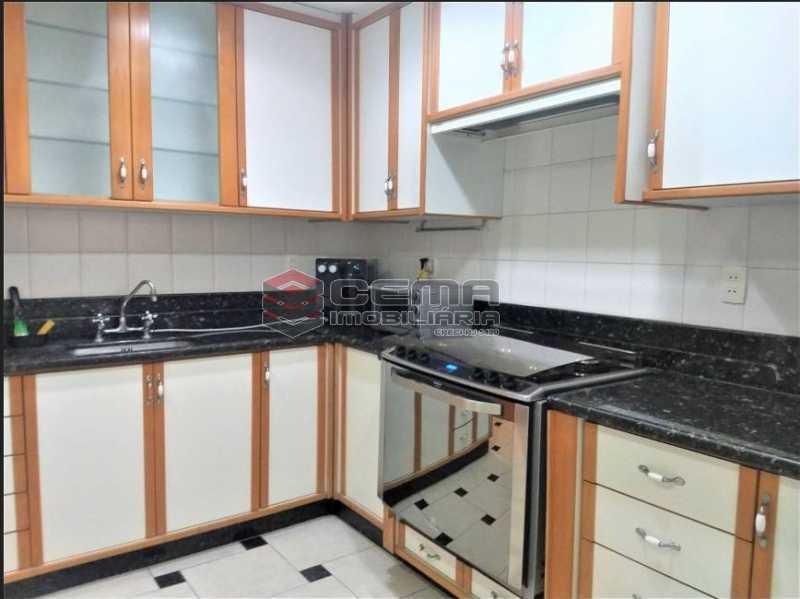 23 - Apartamento 3 quartos para alugar Leblon, Zona Sul RJ - R$ 7.500 - LAAP34616 - 26