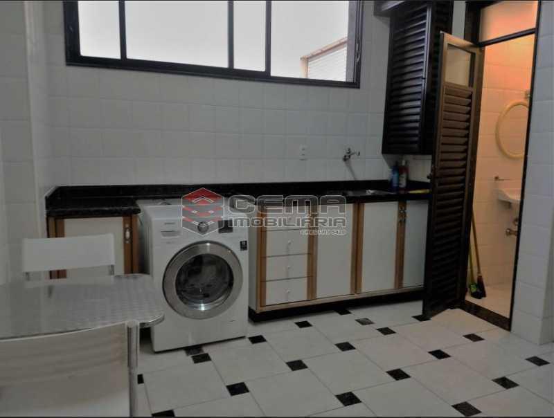 24 - Apartamento 3 quartos para alugar Leblon, Zona Sul RJ - R$ 7.500 - LAAP34616 - 27