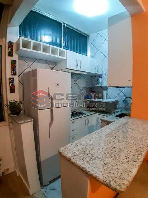 cozinha  - QUARTO E SALA MOBILIADO BOTAFOGO - LAAP13055 - 4