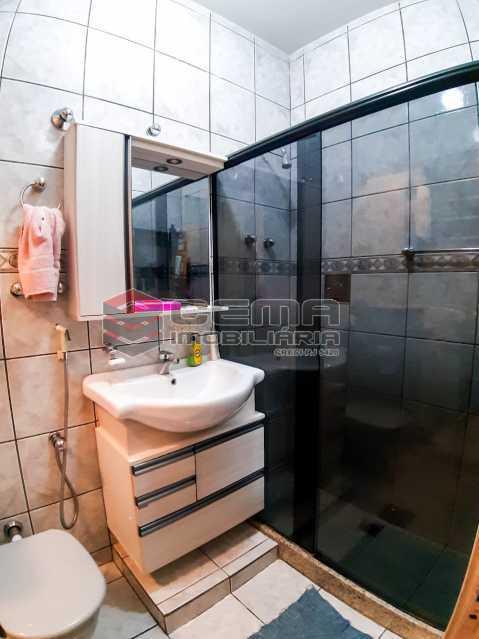banheiro social  - QUARTO E SALA MOBILIADO BOTAFOGO - LAAP13055 - 8