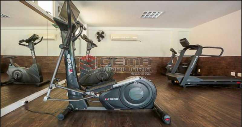 2. academia - Apartamento 3 quartos à venda Tijuca, Zona Norte RJ - R$ 690.000 - LAAP34617 - 15