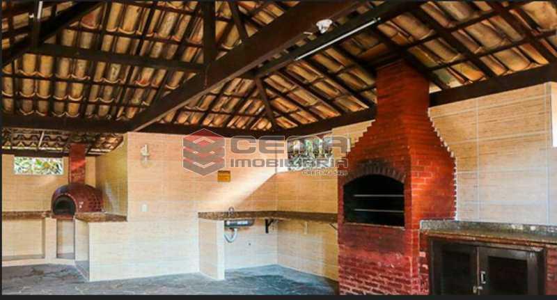 3.churrasqueira - Apartamento 3 quartos à venda Tijuca, Zona Norte RJ - R$ 690.000 - LAAP34617 - 17