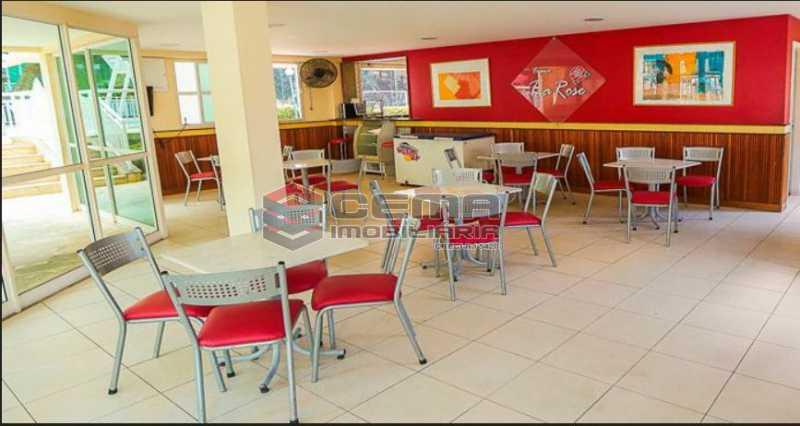 4. Salão de festas - Apartamento 3 quartos à venda Tijuca, Zona Norte RJ - R$ 690.000 - LAAP34617 - 16