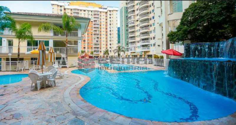 5.piscina - Apartamento 3 quartos à venda Tijuca, Zona Norte RJ - R$ 690.000 - LAAP34617 - 1